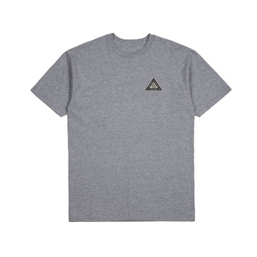 BRIXTON FULCRUM S/S STT - HEATHER GREY - The Drive Skateshop