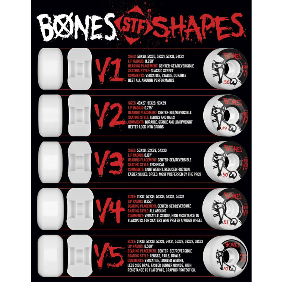 BONES STF - EASY STREETS 99A V2 - The Drive