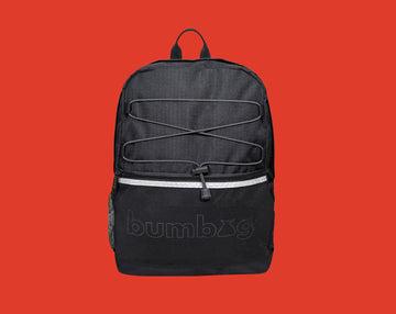 BUMBAG BACKPACK - SENDER SPORT BLACK - The Drive Skateshop