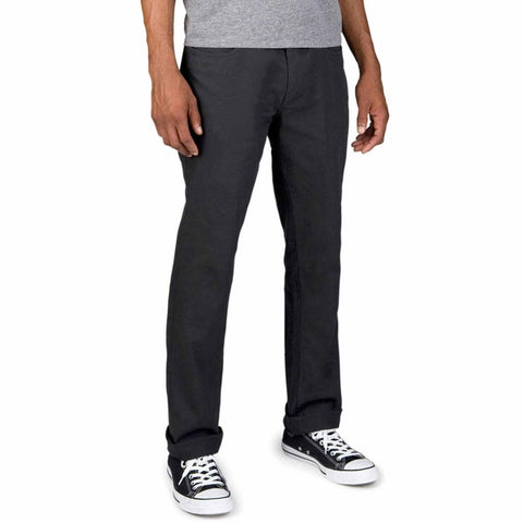 RESERVE CHINO PANT BLACK - The Drive