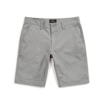 BRIXTON TOIL II HEMMED SHORT - CEMENT - The Drive
