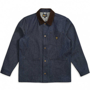 BRIXTON X INDEPENDENT YARD DENIM JACKET - The Drive