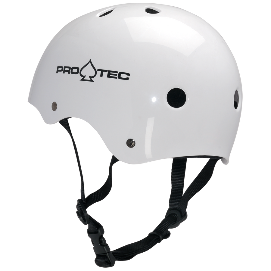 PRO-TEC - CLASSIC SKATE WHITE - The Drive Skateshop