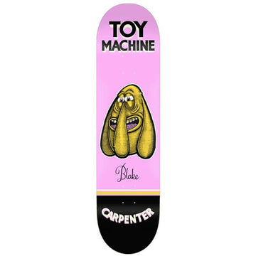 TOY MACHINE DECK - PEN N INK CARPENTER (8.13