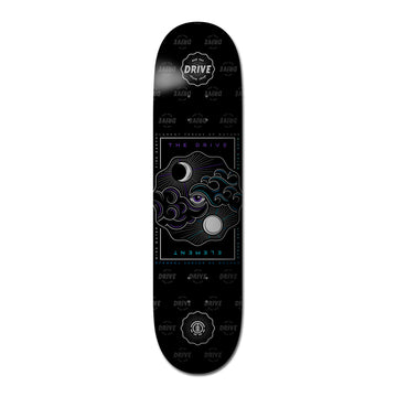 ELEMENT X THE DRIVE SKATE SHOP DECKS (8
