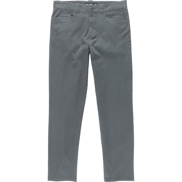 ELEMENT CHINO PANTS - SAWYER GREY - The Drive Skateshop