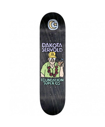 FOUNDATION DECK - OLD GUYS SERVOLD (8.5