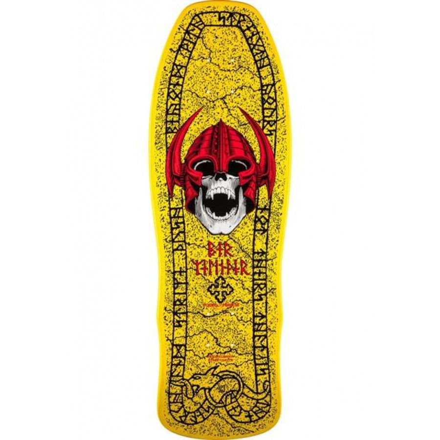 POWELL PERALTA PER WELINDER YELLOW - The Drive