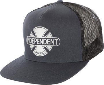 INDEPENDENT MESH TRUCKER BASEPLATE NAVY/SILVER - Seo Optimizer Test