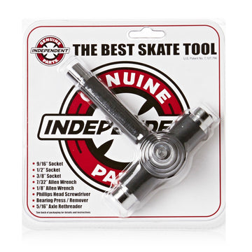 INDEPENDENT BEST SKATE TOOL ALL IN ONE BLACK - The Drive Skateshop