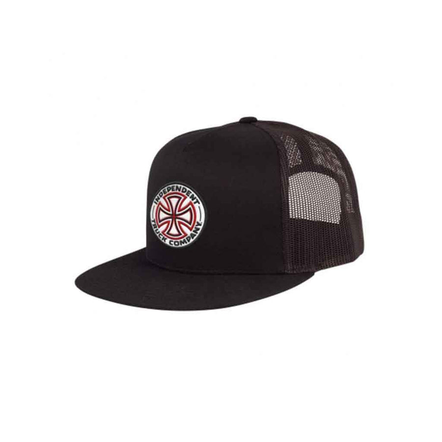 INDY TRUCKER HAT RED/WHITE CROSS - Seo Optimizer Test