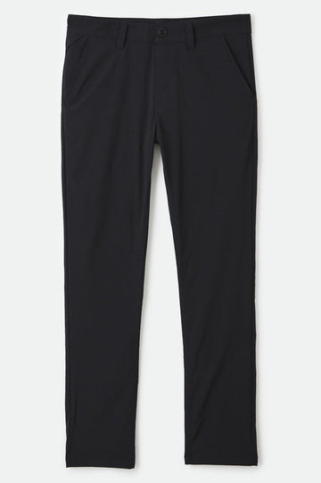 BRIXTON CHOICE TAPER PANT BLACK