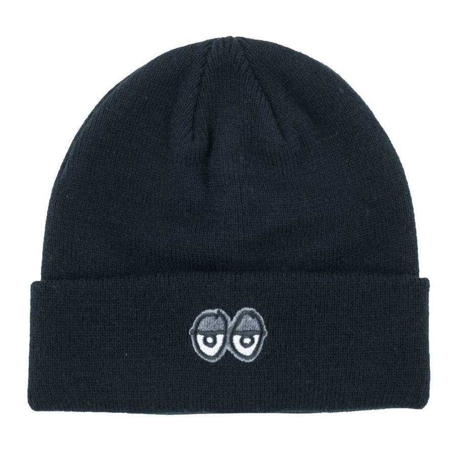 EYES EMB CUFF BEANIE - The Drive