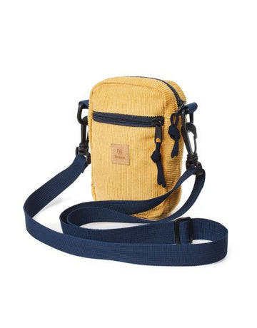 BRIXTON MAIN LABEL HIP PACK - MAIZE - The Drive