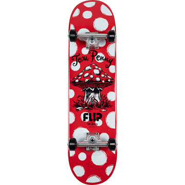 FLIP COMPLETE PENNY DOTS RED (8.13