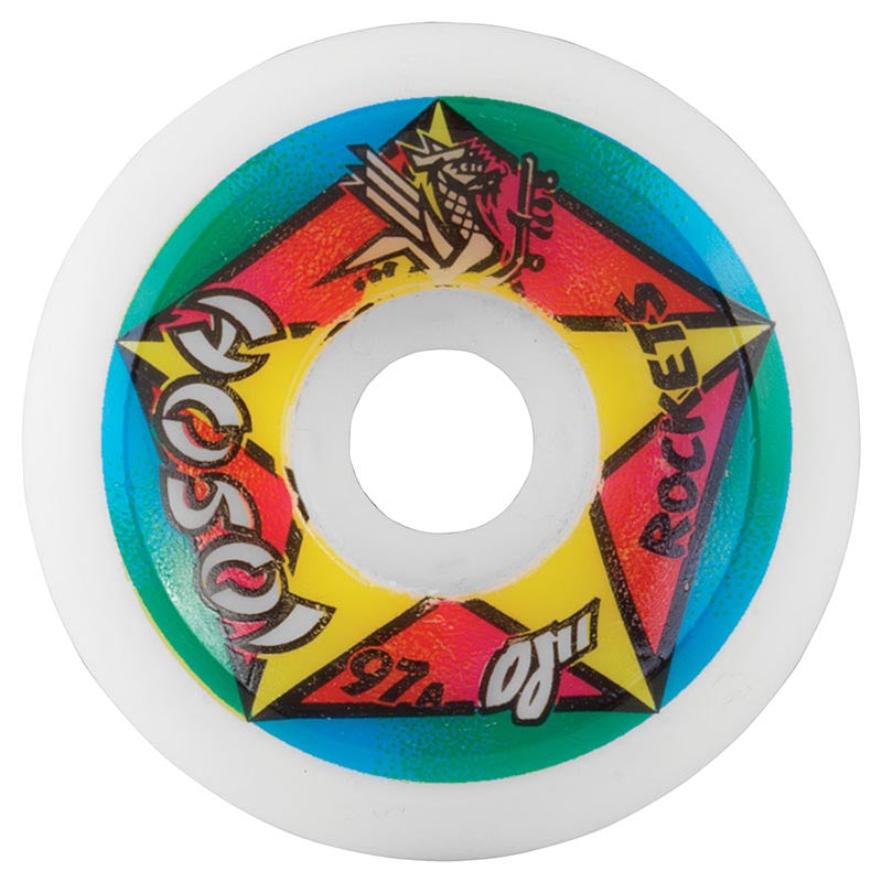 OJ HOSOI ROCKETS 97A 61MM - The Drive