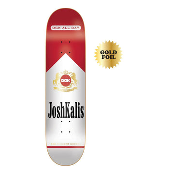 DGK DECK ASHES TO ASHES KALIS (8