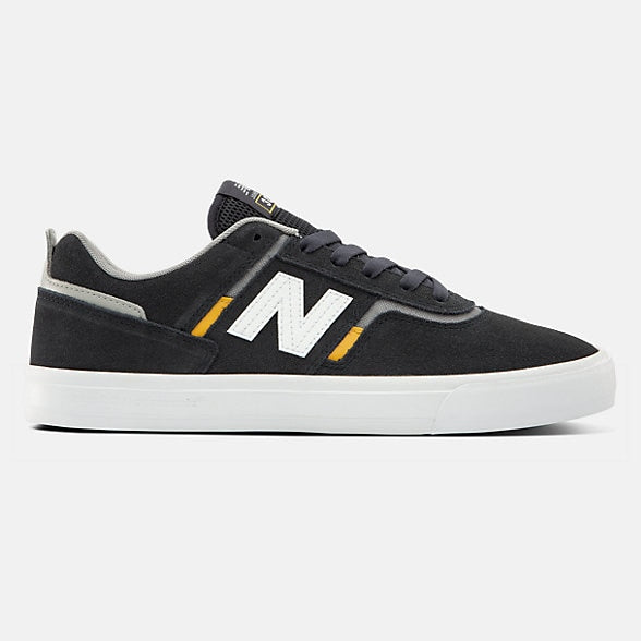 NEW BALANCE JAMIE FOY 306 NAVY/YELLOW SHOES - The Drive Skateshop