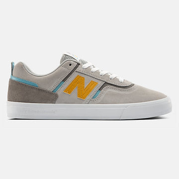 NEW BALANCE JAMIE FOY 306 GREY/YELLOW - The Drive Skateshop