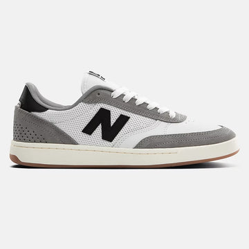 NEW BALANCE NUMERIC 440 WHITE/GREY - The Drive Skateshop