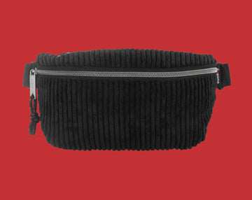 BUMBAG MIDNIGHT POUCH HIP PACK - BLACK - Seo Optimizer Test