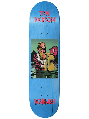 DEATHWISH DECK JON DICKSON THE POND (8