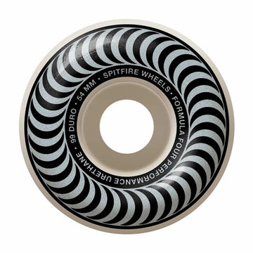 SPITFIRE WHEELS FORMULA 4 CLASSICS 99A (54MM) - The Drive Skateshop