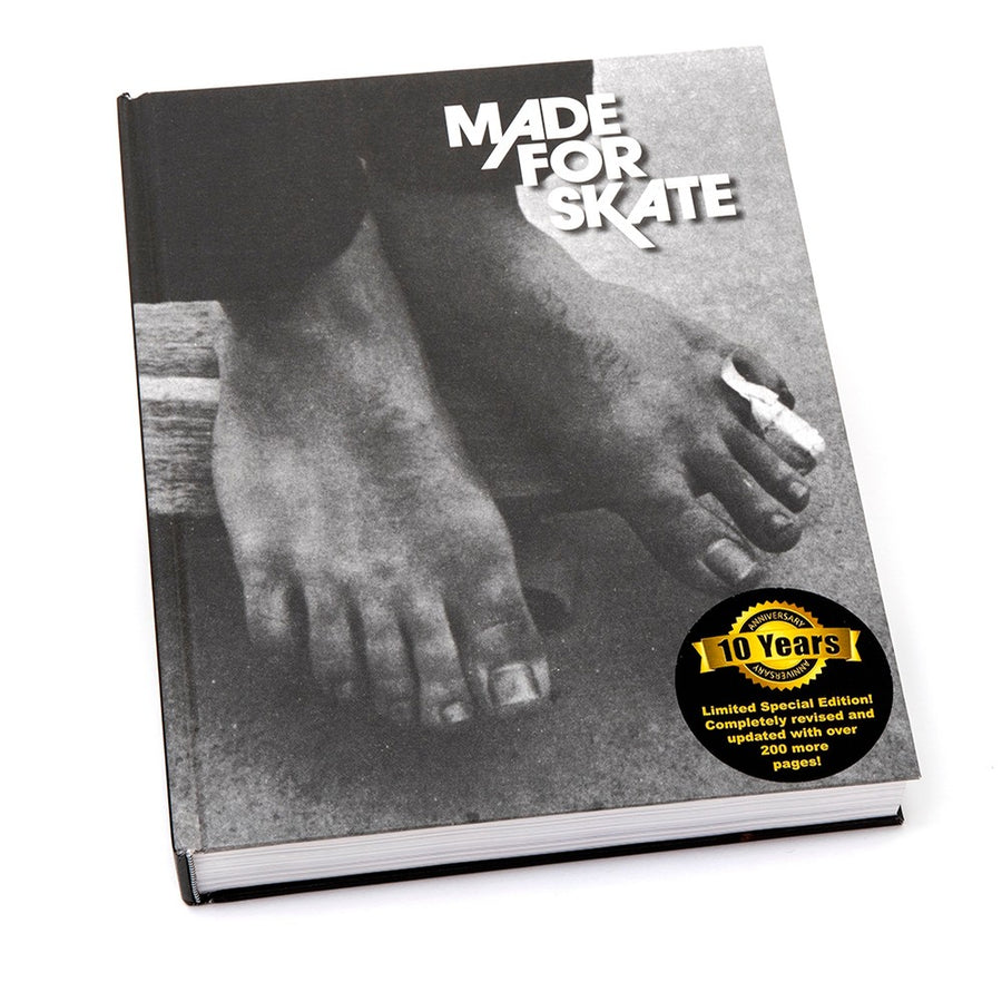 MADE FOR SKATE - 10TH ANNIVERSARY EDITION - The Drive Skateshop
