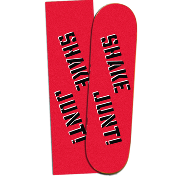 SHAKE JUNT RED - The Drive Skateshop