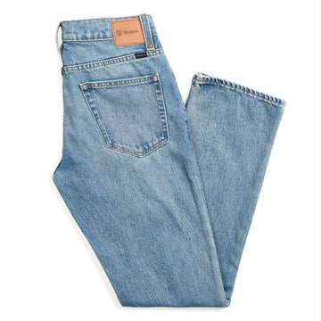 BRIXTON RESERVE 5-PKT DENIM PANT - FADED INDIGO - Seo Optimizer Test