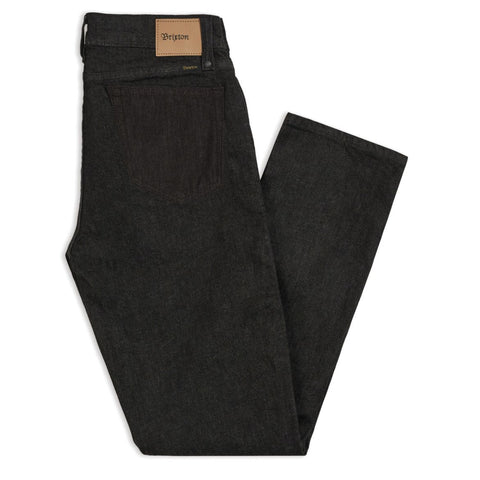 RESERVE 5-PKT DENIM BLACK - The Drive