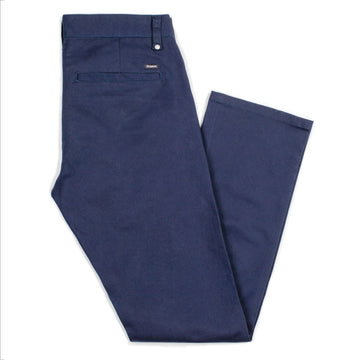 BRIXTON RESERVE CHINO PANT NAVY - The Drive