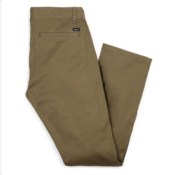 BRIXTON RESERVE CHINO PANT OLIVE - The Drive