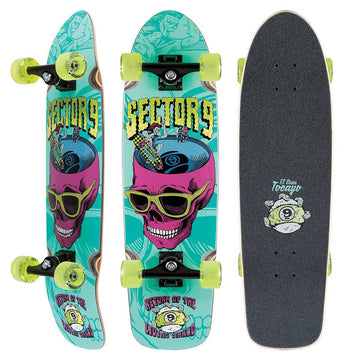 SECTOR 9 COMPLETE - RETURN OF THE SHRED COMPLETE (30.5