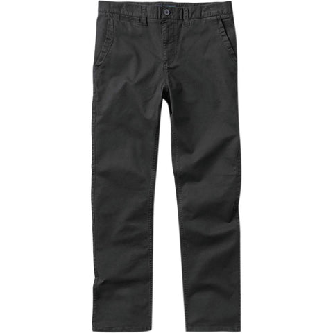 ROARK PORTER PANT BLACK - The Drive