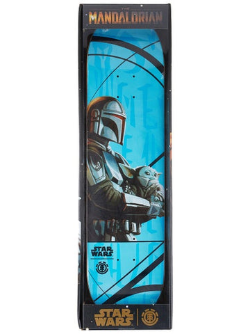 ELEMENT X MANDALORIAN DECK - MANDO CHILD (8.25