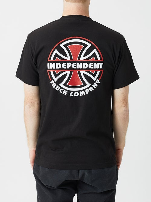 INDEPENDENT T-SHIRT ITC BAUHAUS BLACK - Seo Optimizer Test