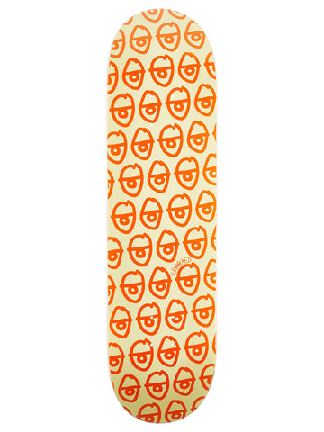 KROOKED PEWPILS PRICE POINT DECK ORANGE (8.38