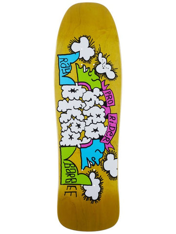 KROOKED DECK - RAY BARBEE CLOUDS (9.5