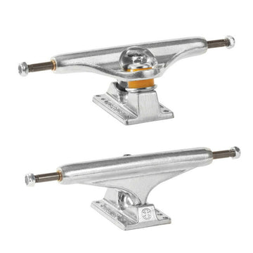 INDEPENDENT STG11 RAW POLISHED TRUCKS - The Drive Skateshop