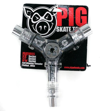 PIG SKATE TOOL - The Drive