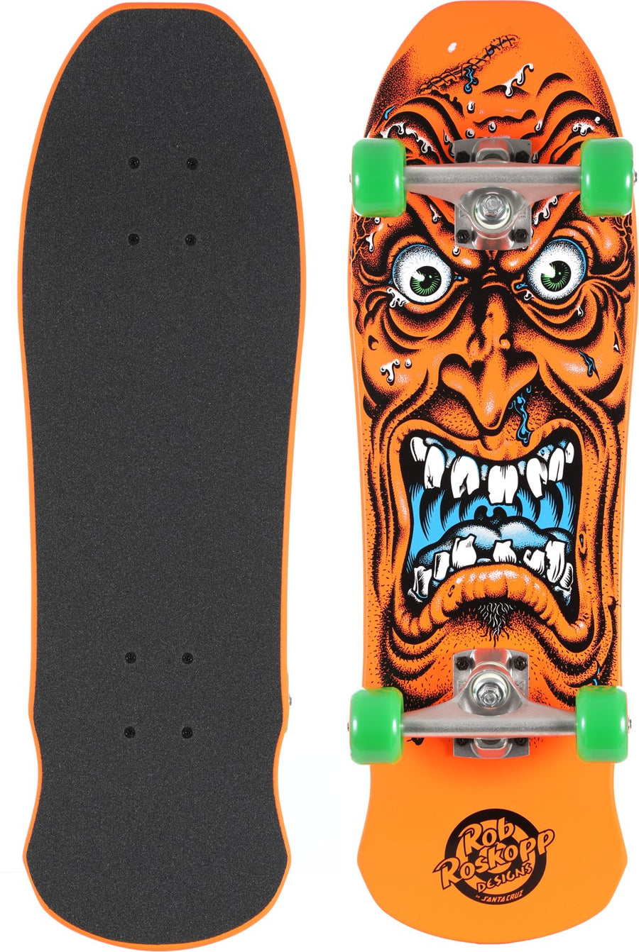SANTA CRUZ CRUZER 80s ROSKOPP FACE MINI (8
