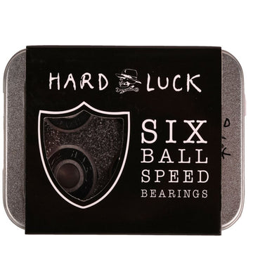 HARD LUCK SIX BALL BEARINGS - The Drive Skateshop
