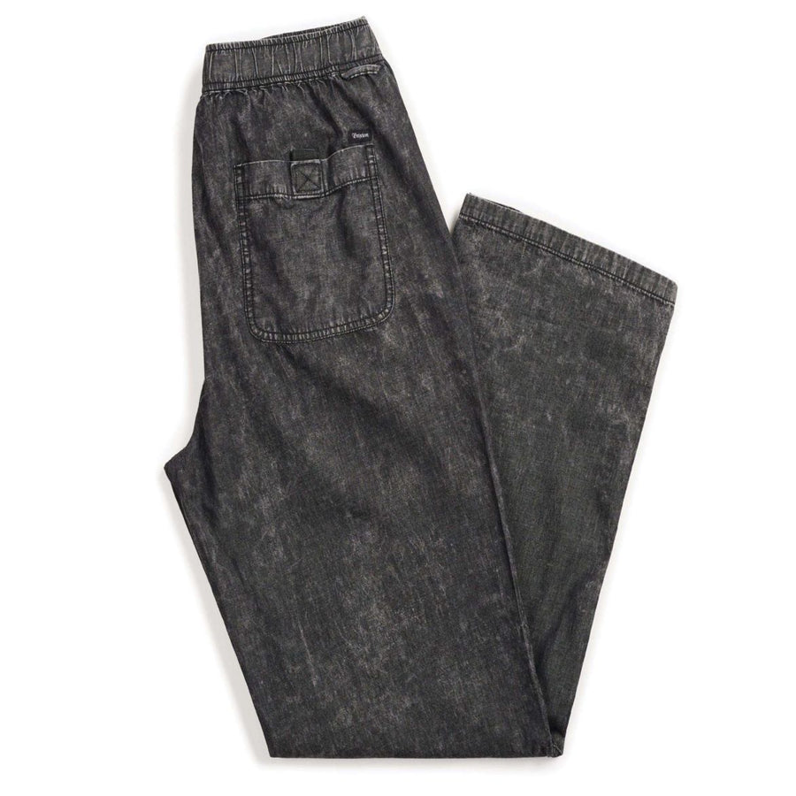 STEADY ELASTIC WB PANT - BLACK ACID WASH - Seo Optimizer Test