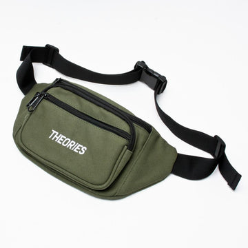 THEORIES STAMP DAY BAG OLIVE