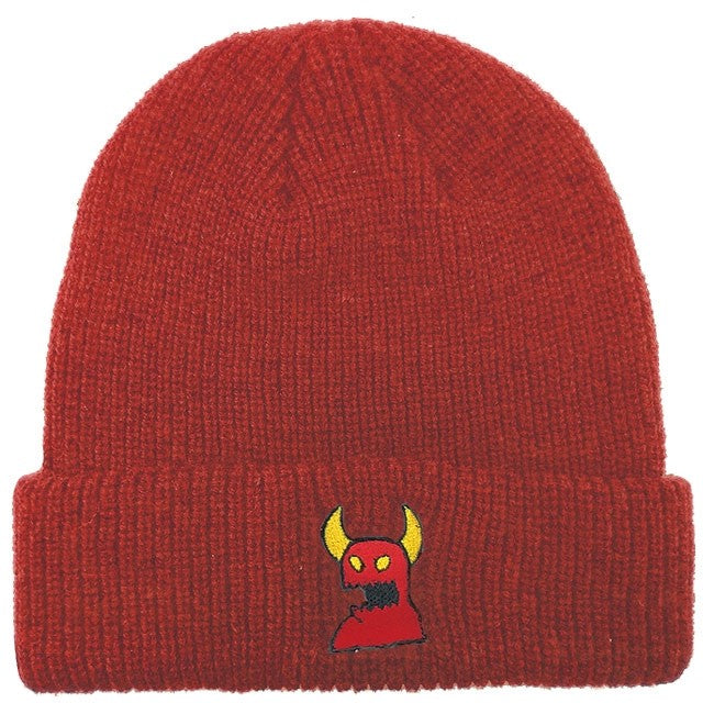 TOY MACHINE BEANIE - SKETCH MONSTER RED - Seo Optimizer Test