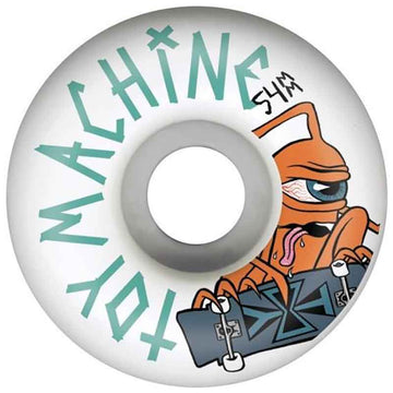 TOY MACHINE SECT SKATER WHEELS 100A (54MM) - The Drive Skateshop