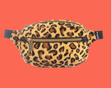 BUMBAG FURRY FRIENDS MINI HIP PACK - CHEETAH