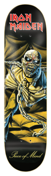 ZERO X IRON MAIDEN PIECE OF MIND DECK - Seo Optimizer Test