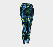 feathers yoga leggings - Wild & Roaming
